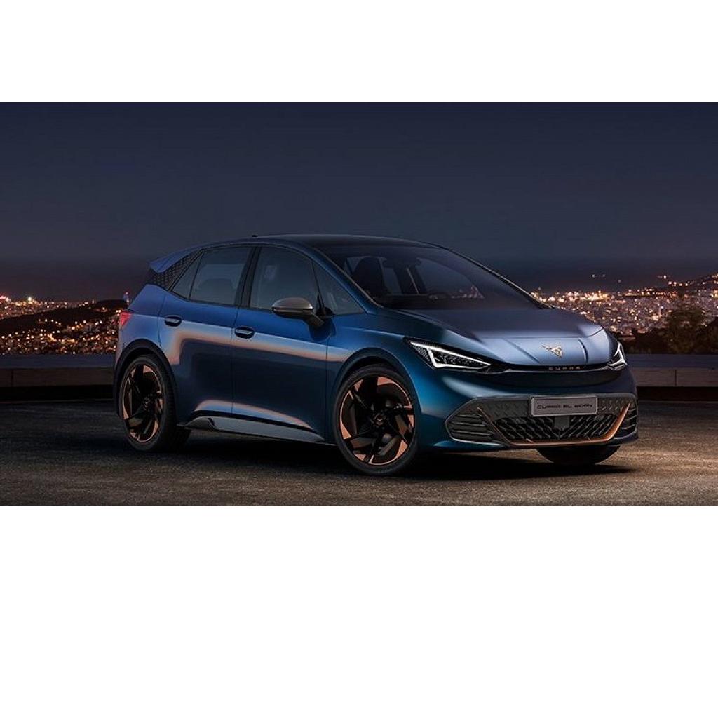 Seat presenta Cupra El-Born, la vettura elettrica