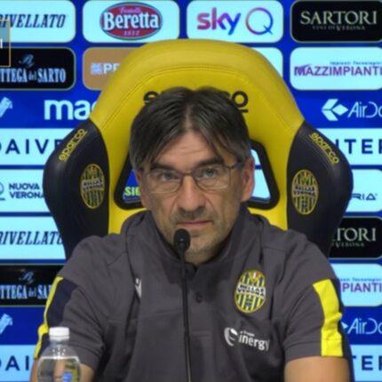 Hellas Verona – Inter le dichiarazioni di Juric foto