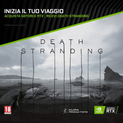 Death Stranding NVIDIA RTX