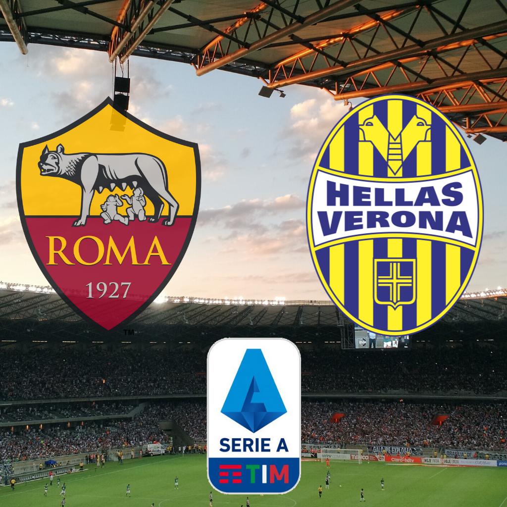 Le probabili formazioni di Roma-Hellas Verona ~