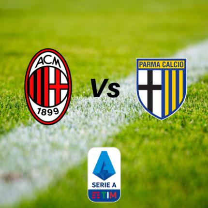 Le probabili formazioni di Milan - Parma
