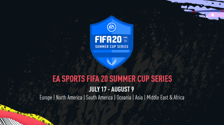 EA SPORTS FIFA 20 Summer Cup