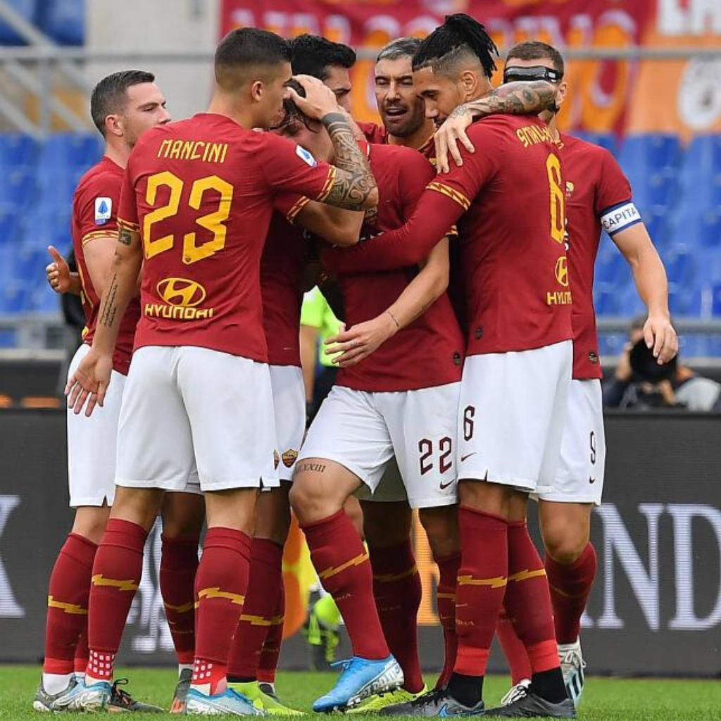 Probabili formazioni Roma-Fiorentina