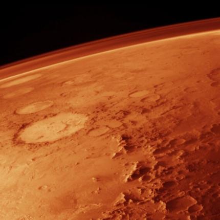 uomo su Marte tra 25 anni