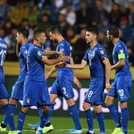 Benevento abbraccia la Nazionale