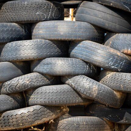 Riciclo pneumatici fuori uso