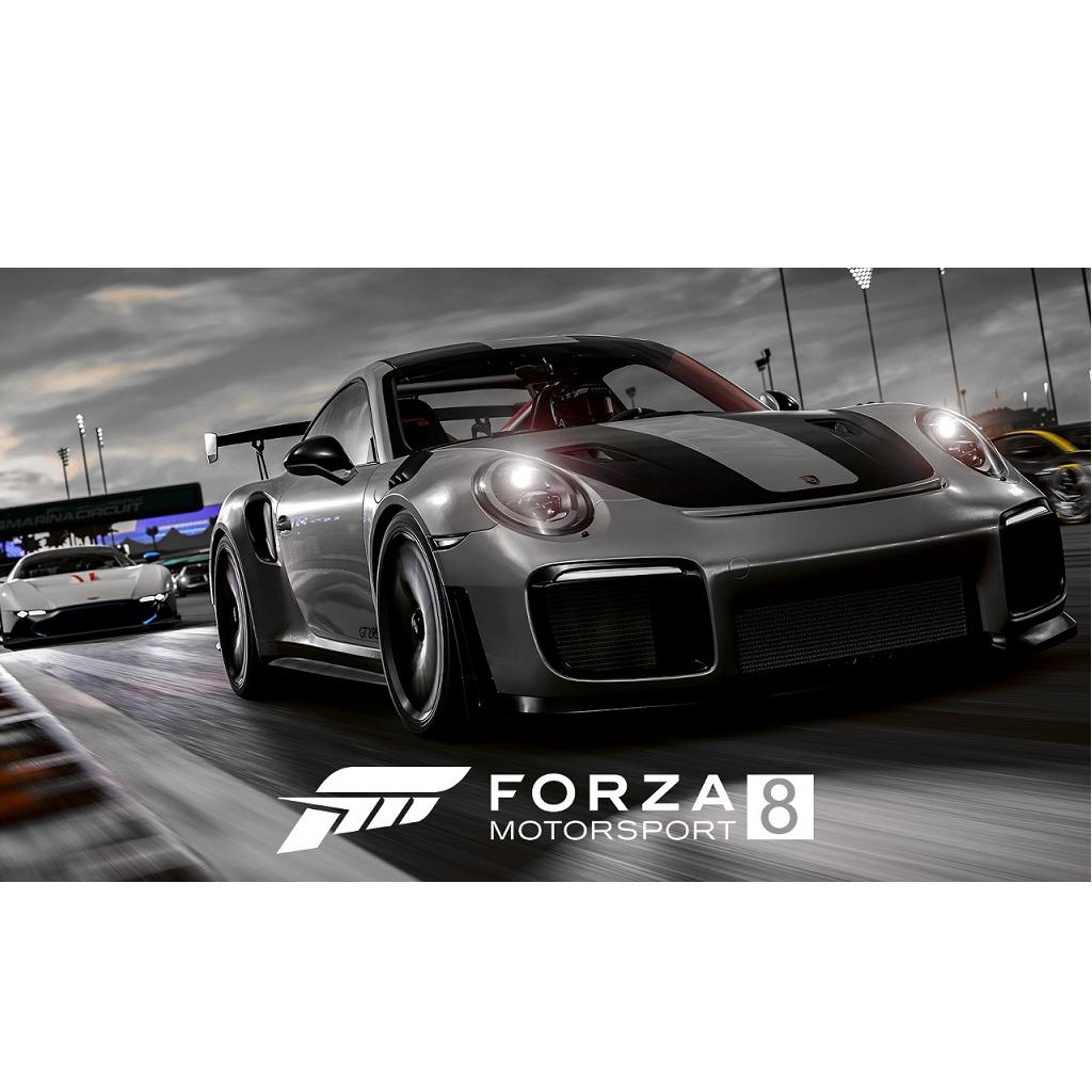 Annunciato il nuovo Forza Motorsport per Xbox One e Series X