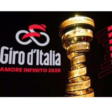 Il Giro d'Italia parte dalla Sicilia