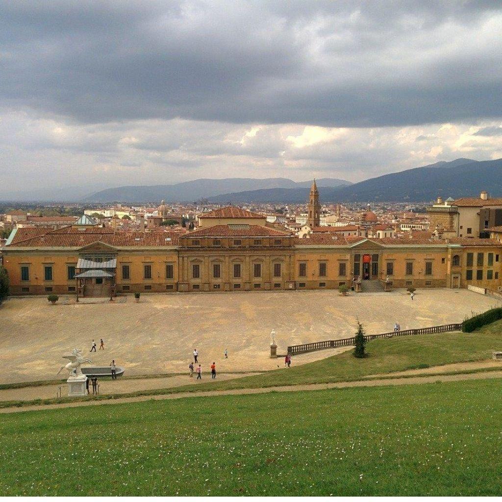 Palazzo Pitti in 3D