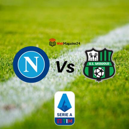 Napoli-Sassuolo 36^ giornata, le probabili formazioni