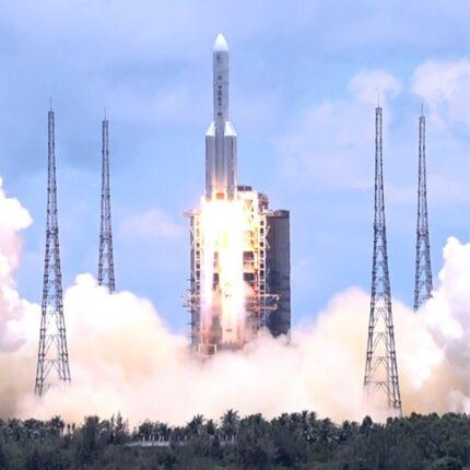 missione cinese verso Marte