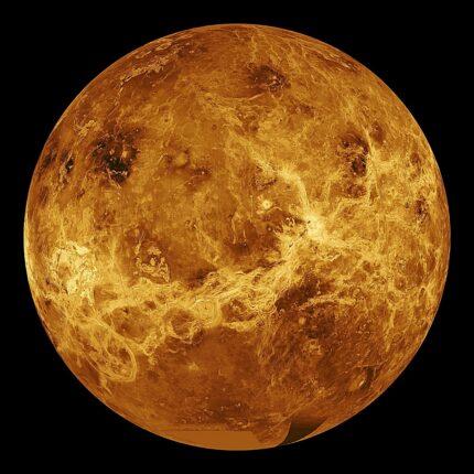 Venere e i vulcani attivi