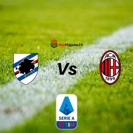 Sampdoria - Milan 37^ giornata, le probabili formazioni