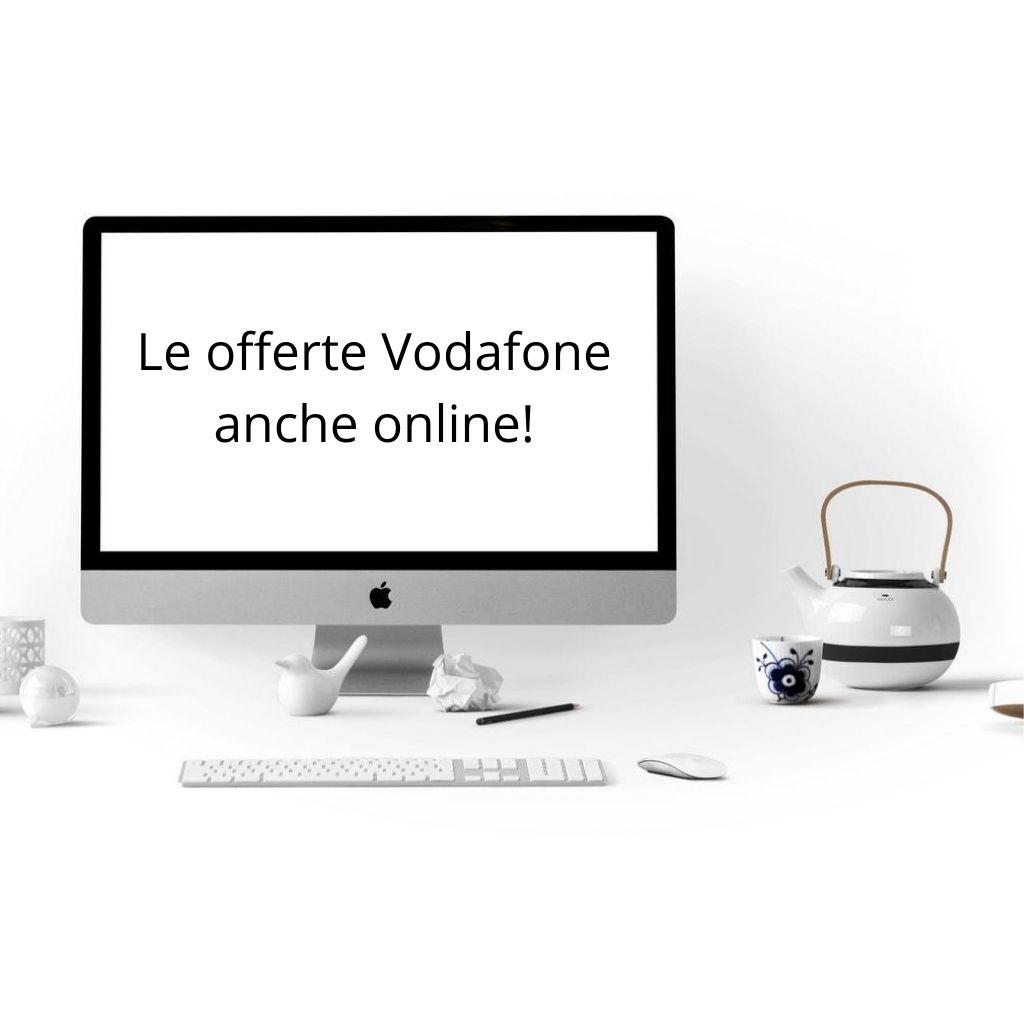 Offerte Vodafone direttamente online