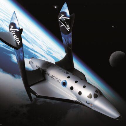 Virgin Galactic presenta Spaceship Two