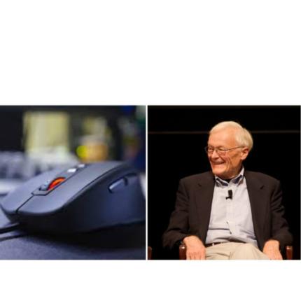 Morto inventore del mouse Williams English a 91 anni