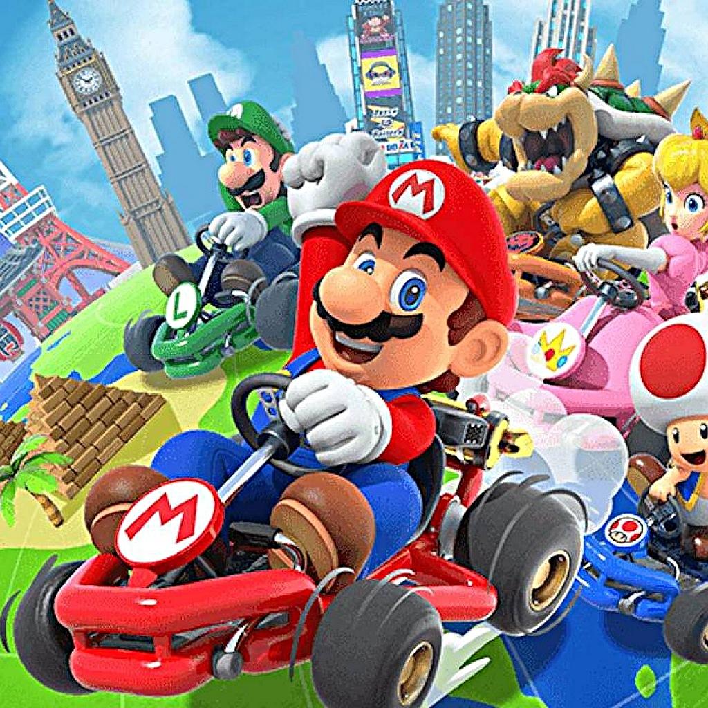 Mario Kart Tour recensione