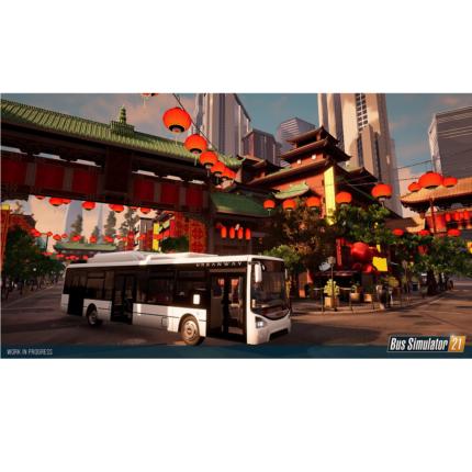 Bus Simulator 21 in arrivo su PC e console