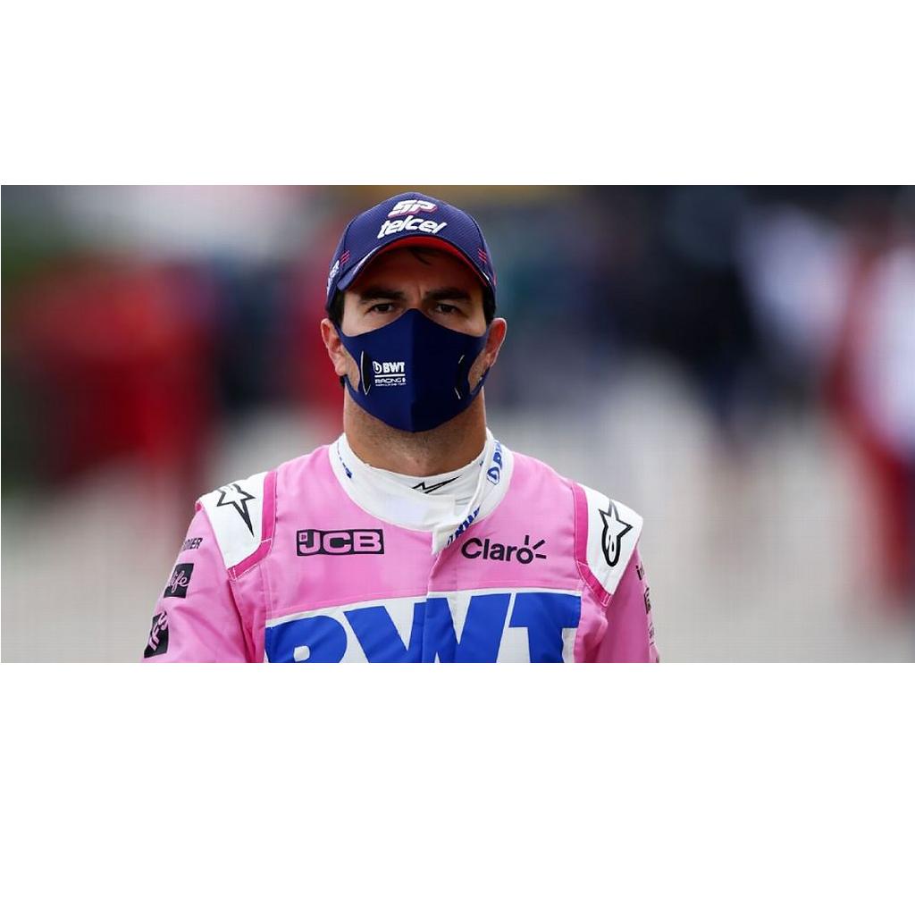 Perez negativo al Coronavirus: in pista a Barcellona