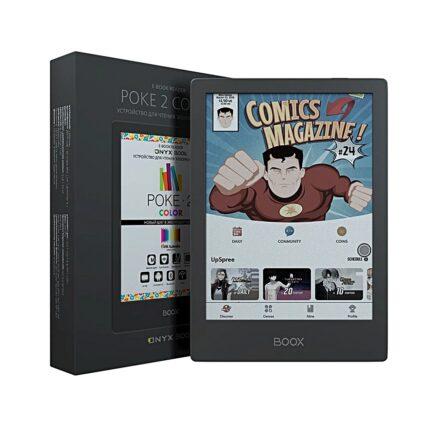 E-reader con E-Ink a colori