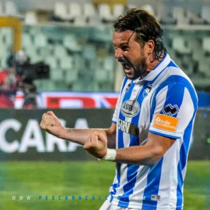 Il Perugia retrocede in Serie C, si salva il Pescara
