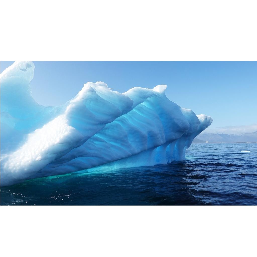 1 milione di tonnellate di ghiaccio persi al minuto
