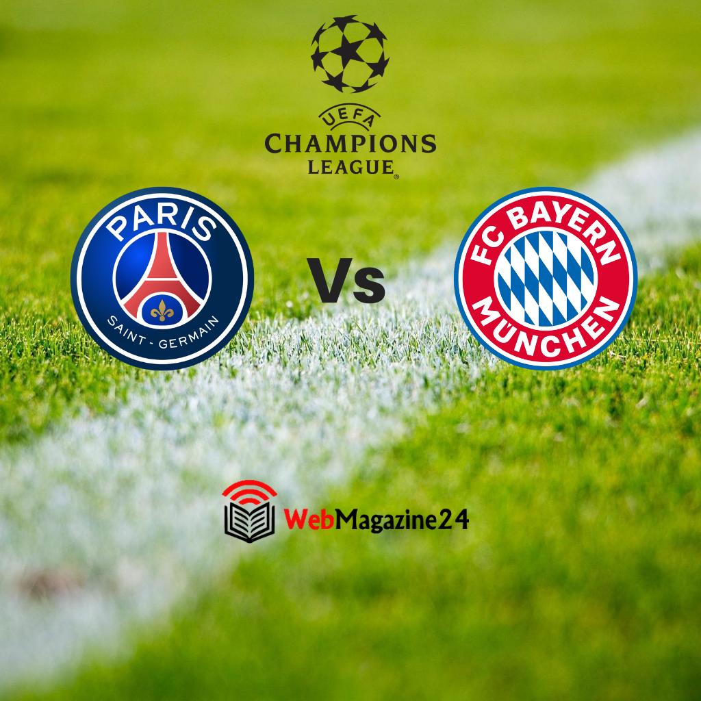 Le probabili formazioni di PSG-Bayern Monaco