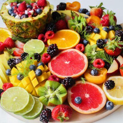 La frutta contro l'afa