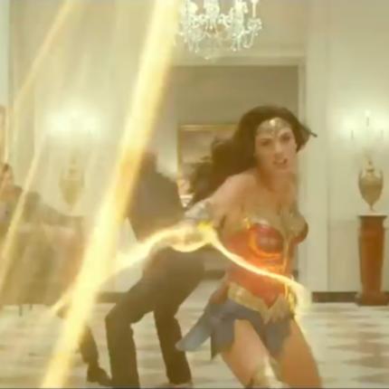 svelato il trailer di Wonder Woman 1984