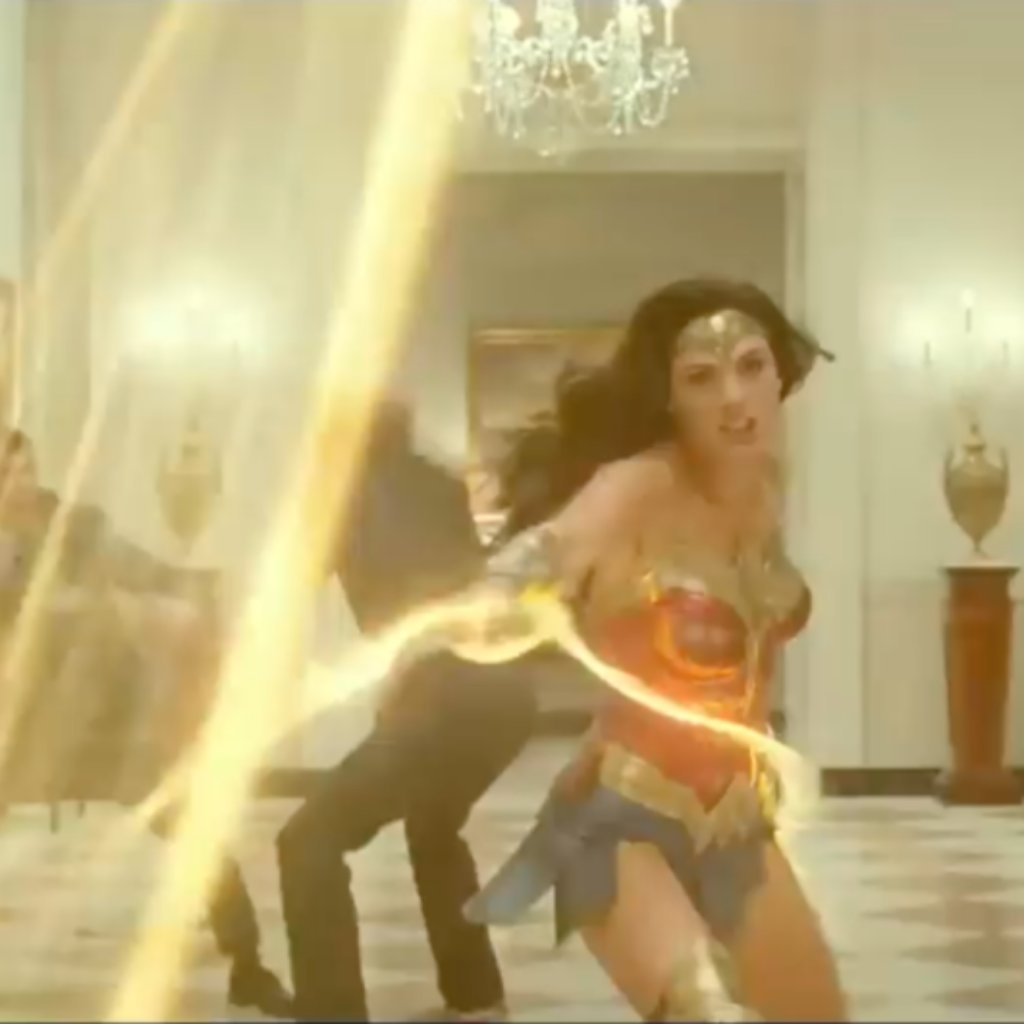 svelato il trailer di Wonder Woman 1984