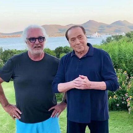 Berlusconi è negativo al tampone