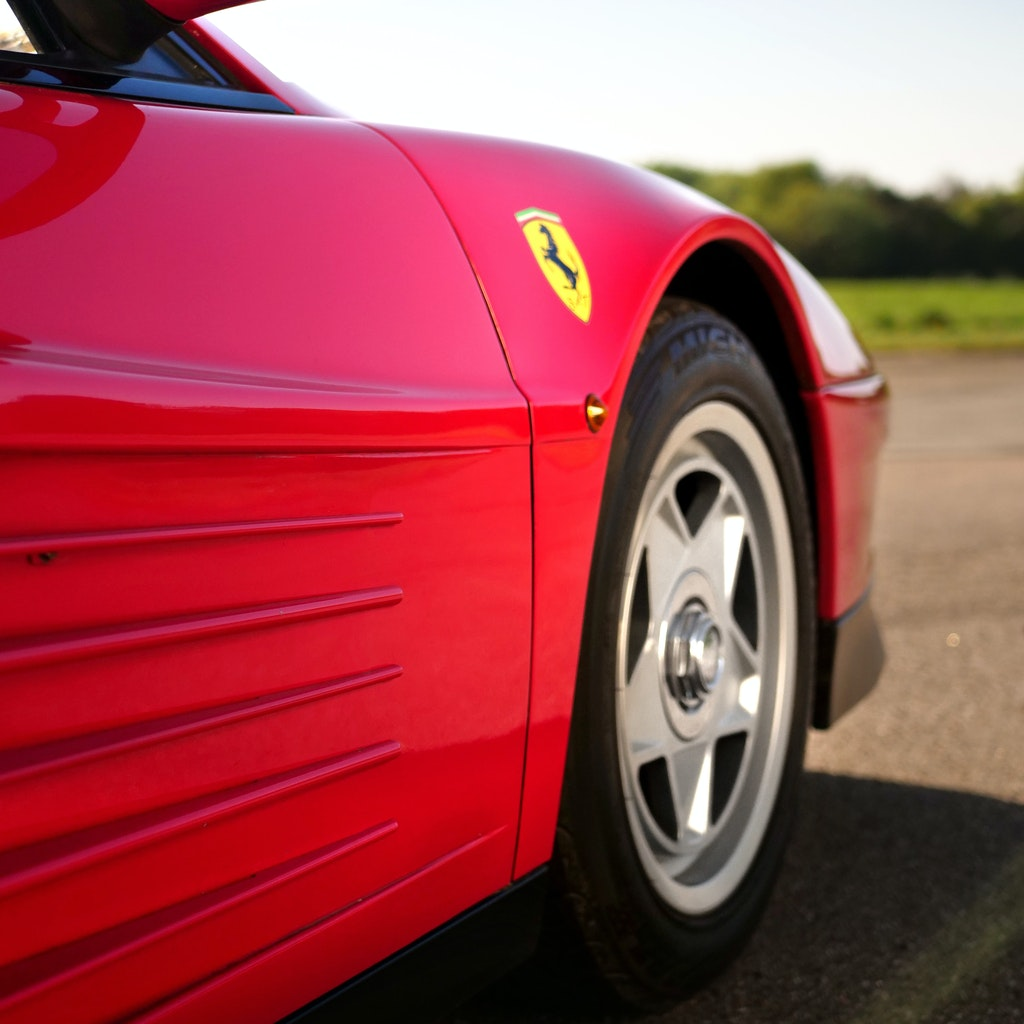 Brand reputation Ferrari sul podio