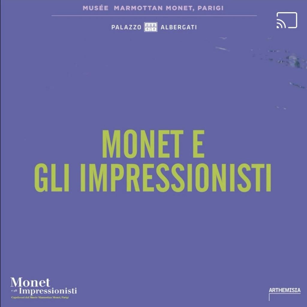 """Mostra """"Monet e non solo"""" a Bologna a Palazzo Albergati foto"""