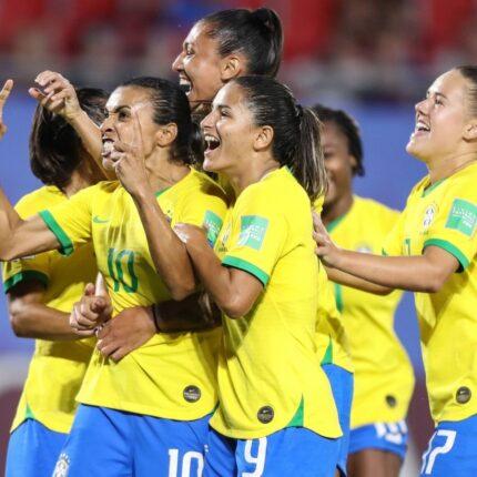 Nazionale femminile brasiliana