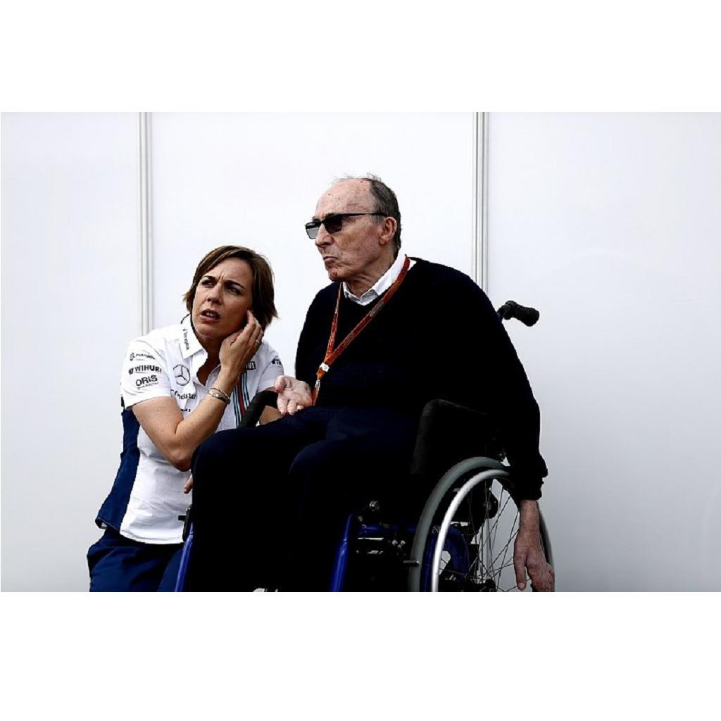 Claire Williams dà le dimissioni dalla scuderia di F1