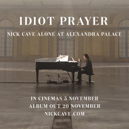 Nick Cave a novembre un suo concerto al cinema foto
