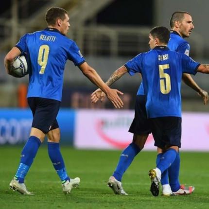 L'Italia pareggia contro la Polonia