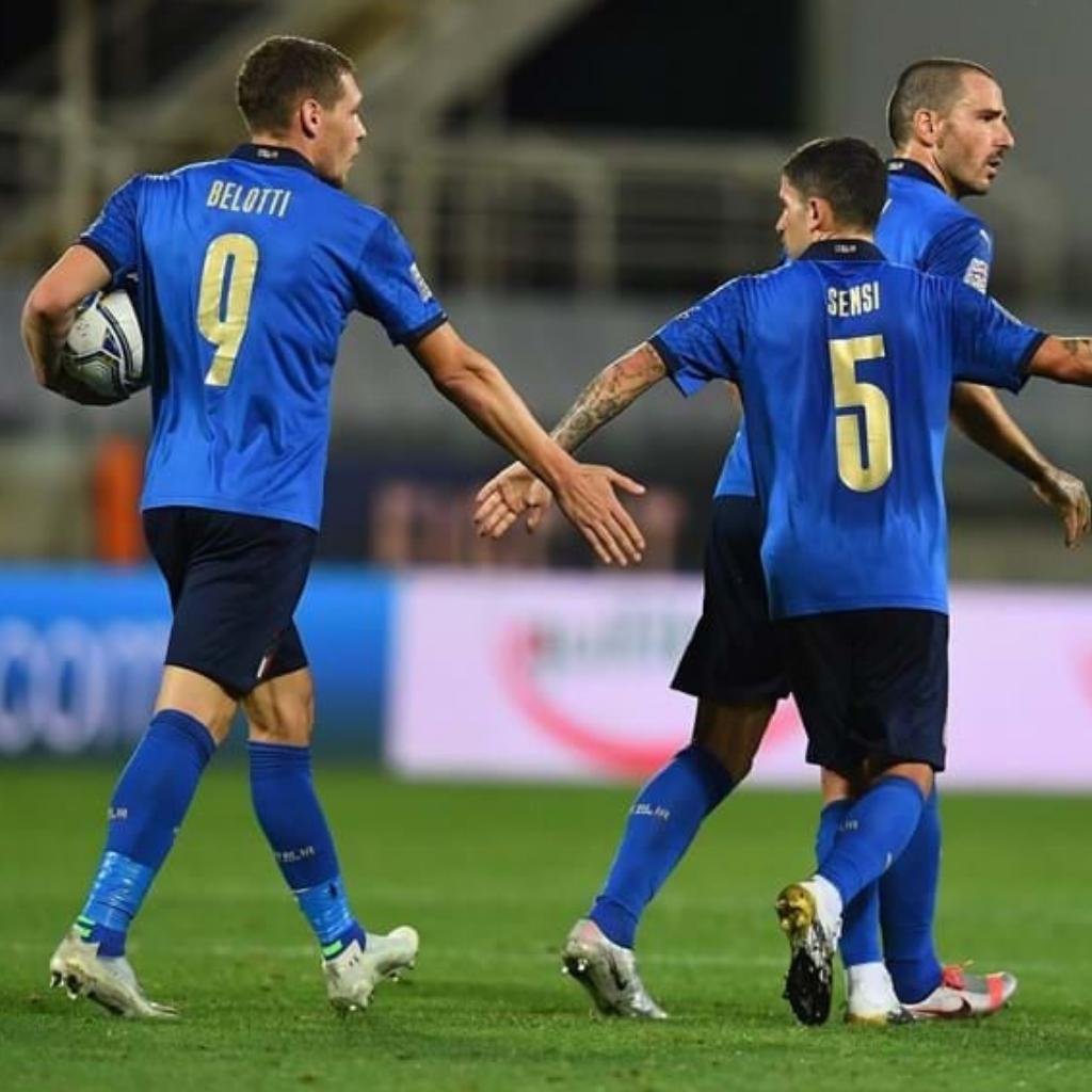 L'Italia impatta contro la Bosnia