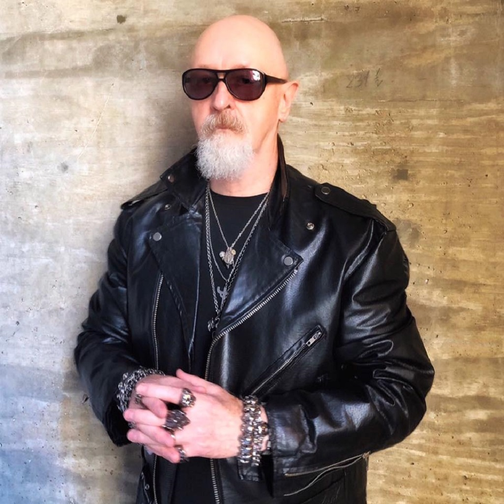 Rob Halford dei Judas Priest un album Blues nei piani foto