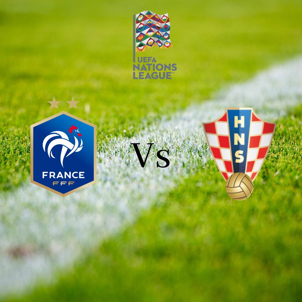 Nations league probabili formazioni Francia Croazia