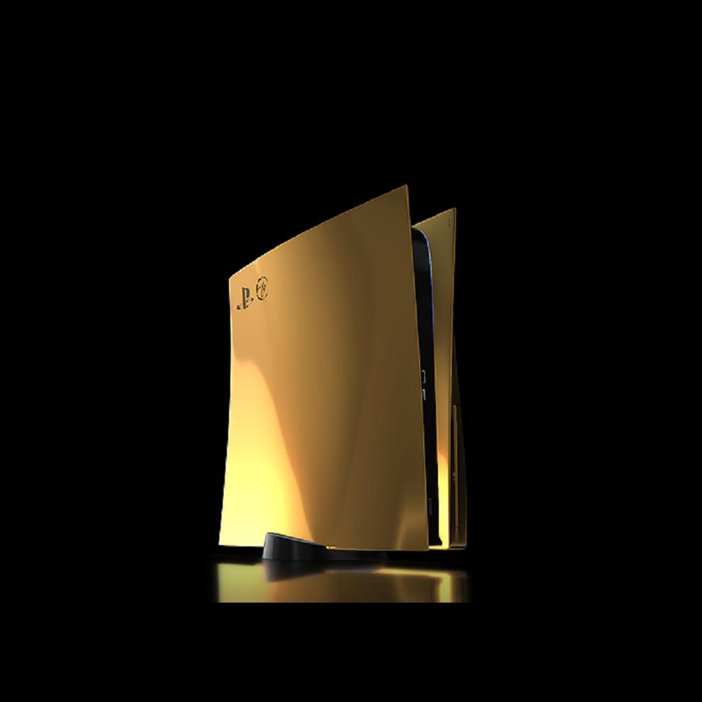 PlayStation 5 in oro 24 carati al prezzo di 9 mila euro in arrivo