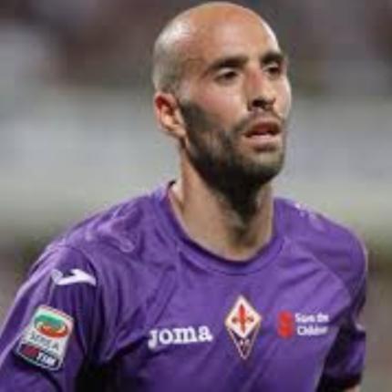 Borja Valero torna alla Fiorentina