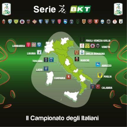 Il calendario della Serie B