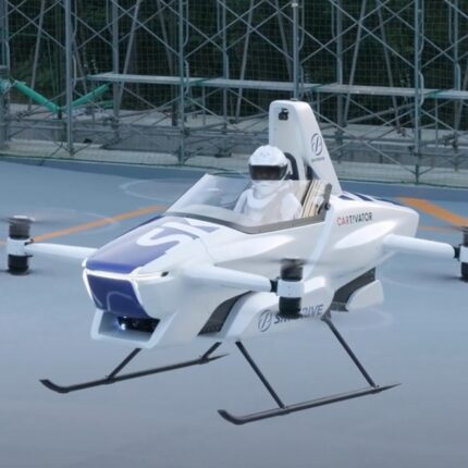 Macchina volante SkyDrive