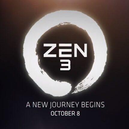 AMD Zen 3 RDNA 2