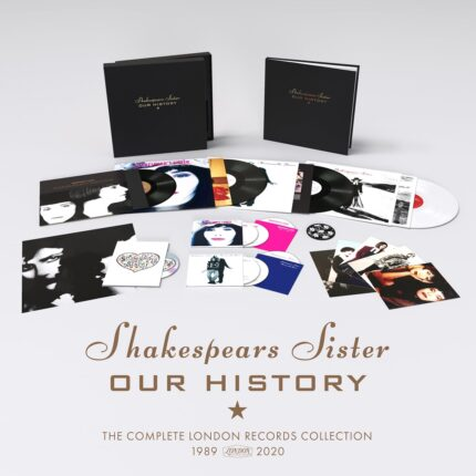 "Shakespeares Sister in uscita il box ""Our History"" foto"