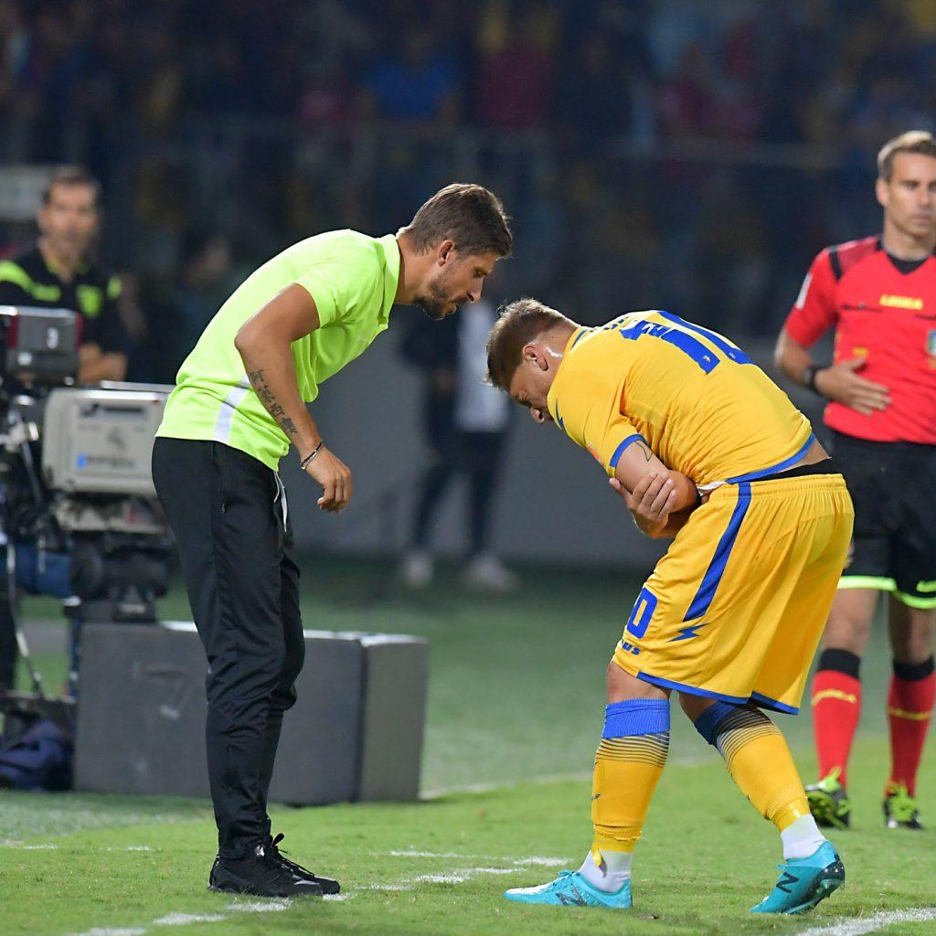 La Lazio batte di misura il Frosinone con Correa