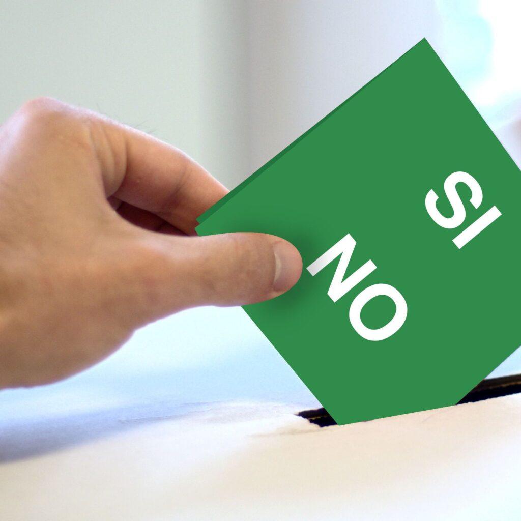 Tutto su election day e referendum