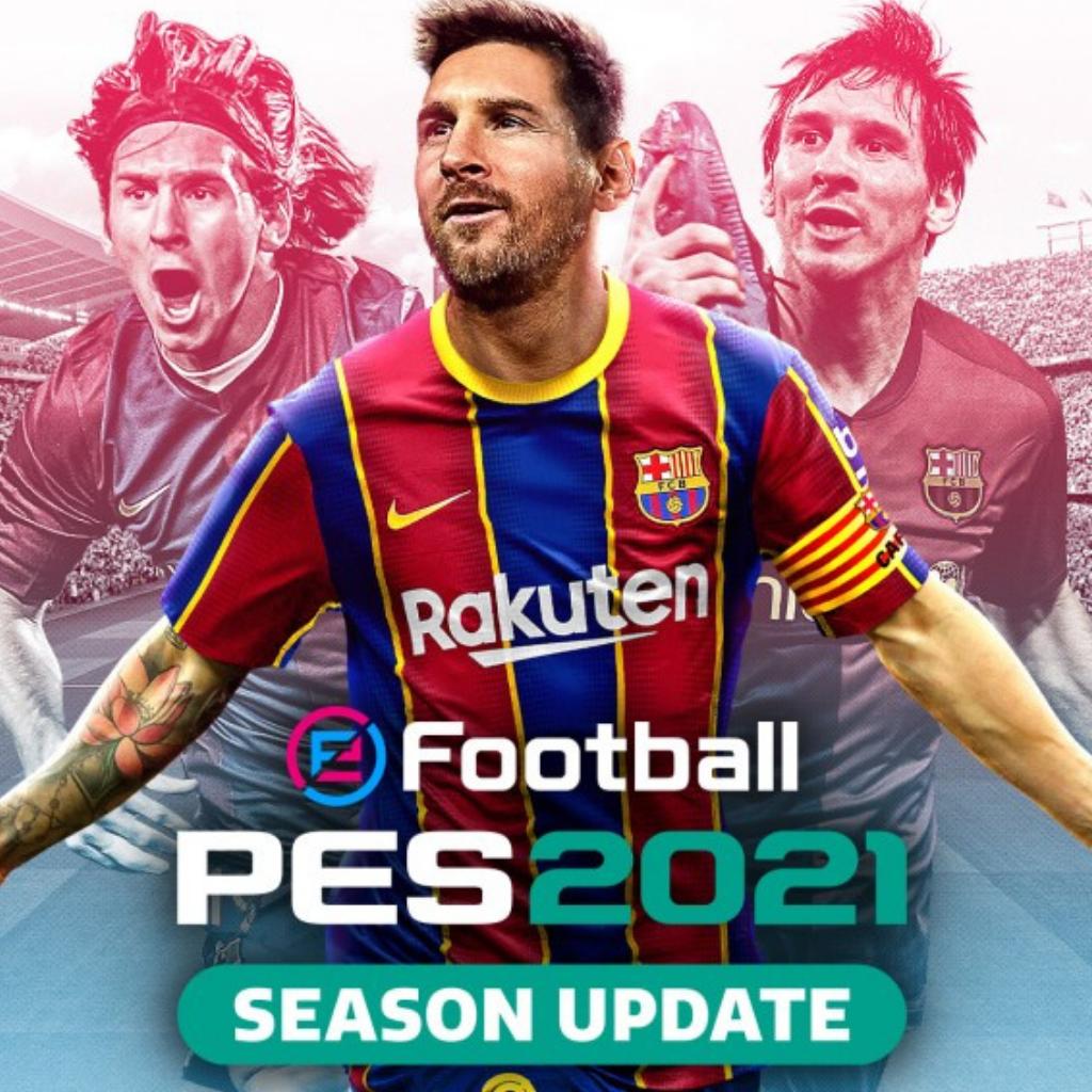 Arriva eFootball PES 2021