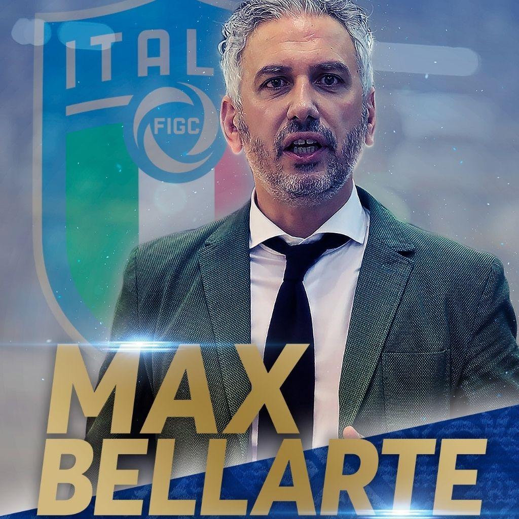 La Nazionale di futsal di Bellarte